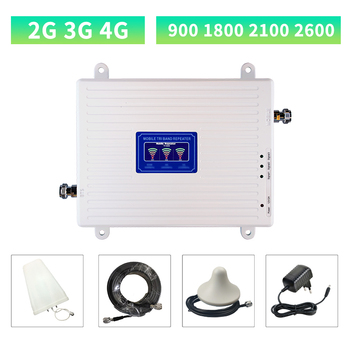 GSM Repeater LTE Cellular Signal Amplifier Mobile DCS Signal Booster repeater a signal booster