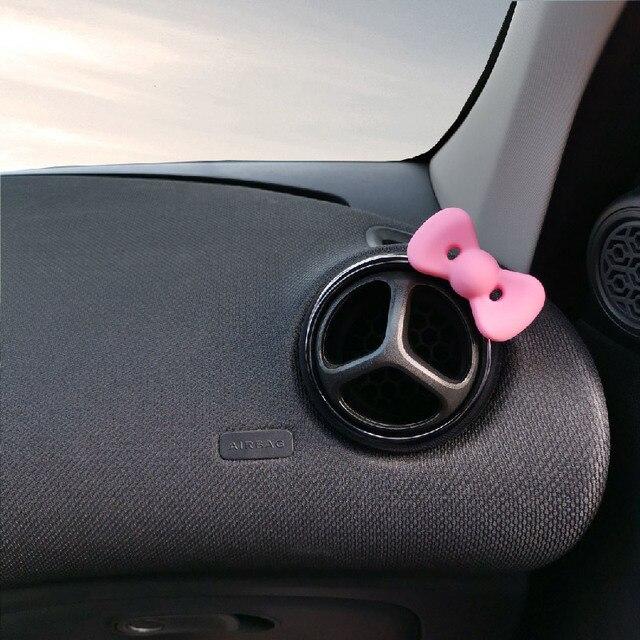 Cute Automobile Car Decoration Pink Dream Car Accessory Interior For Girls Auto Interior Ornament Automobiles Sticker In Car Acc|Ornaments|   -