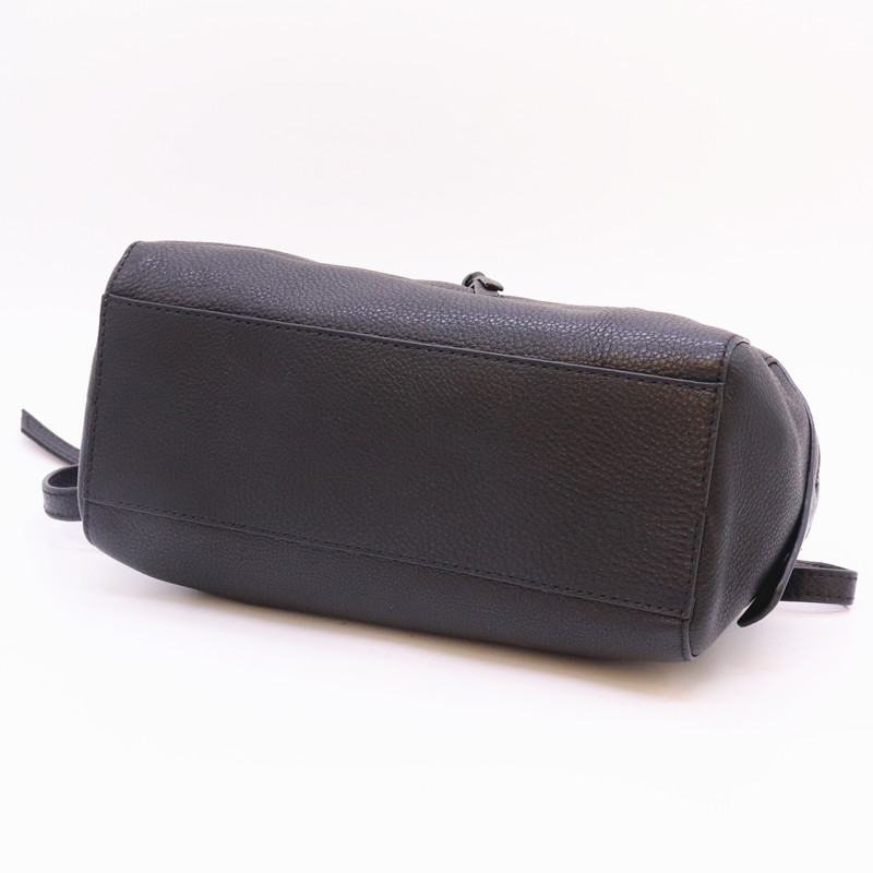 Mesoul 100% sac à main en cuir véritable femmes sac à bandoulière Portable femme mode sacs à bandoulière dames fermeture éclair petit sac fourre-tout sac à main - 3