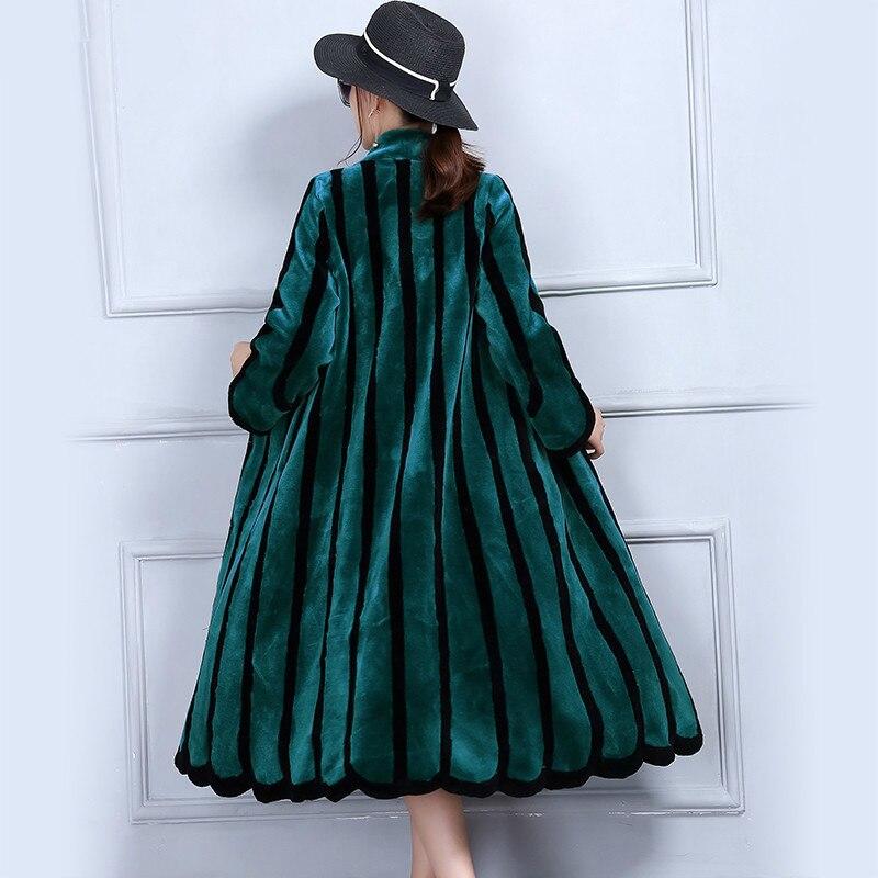 Autumn Winter Coat Women Clothes 2020 Korean Vintagereal Fur Coat Female 100% Wool Jacket Sheep Shearling Tops Plus Size ZT4768