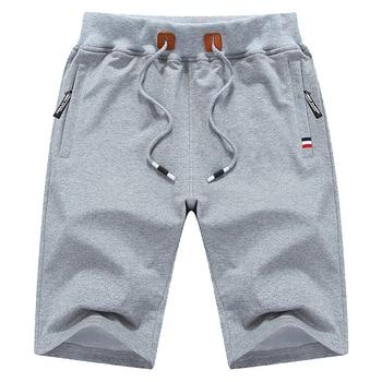 Men's Summer Breeches Shorts 2021 Cotton Casual Bermudas Black Men Boardshorts Homme Classic Brand Clothing Beach Shorts Male 6