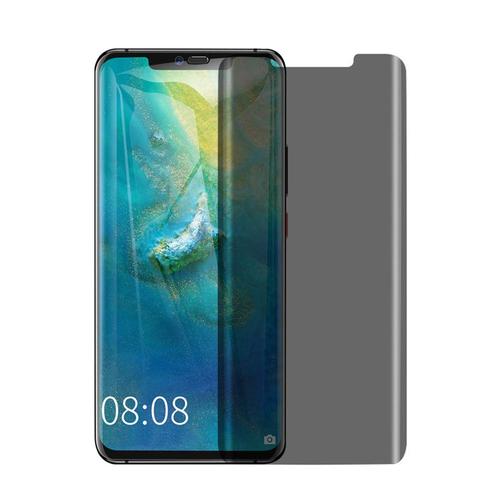 9D Full Cover Privacy Screen Protector For HuaWei Mate 20 30 Pro Anti-Spy Tempered Glass For P30 Pro Anti Glare Protective Film