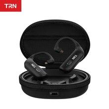 TRN BT20S PRO APTX 무선 헤드폰 Bluetooth TWS 5.0 HIFI 이어폰 2PIN/MMCX QDC 커넥터 플러그 TRN BA8 VX ST1