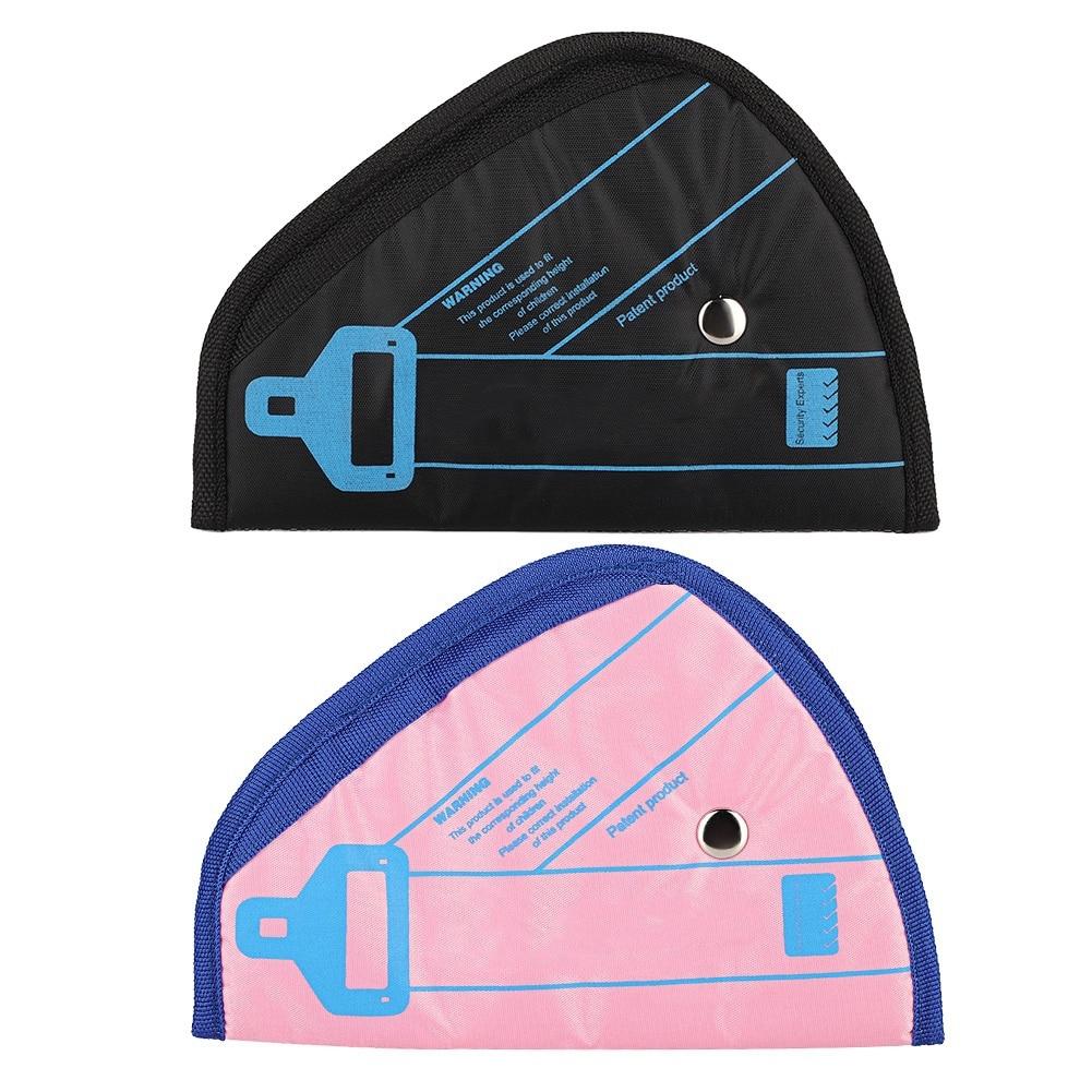 Автомобильный безопасный ремень безопасности крепкий регулировщик автомобильный регулировка ремня безопасности устройство для защиты ребенка Детская безопасность для ребенка