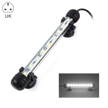 Fish Tank RGB LED Light Bar Strip Submersible Waterproof Lamp Crystal Glass Lights WWO66