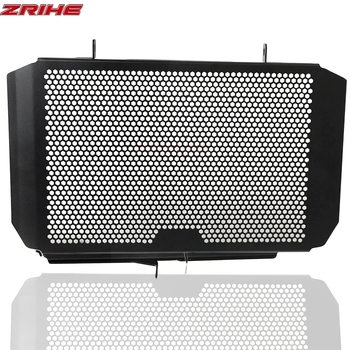 Radiator guard FOR KAWASAKI Z1000SX 2010-2018 New Style Motorbike Radiator Grille Grill Protective Guard Cover Oil Cooler Cover