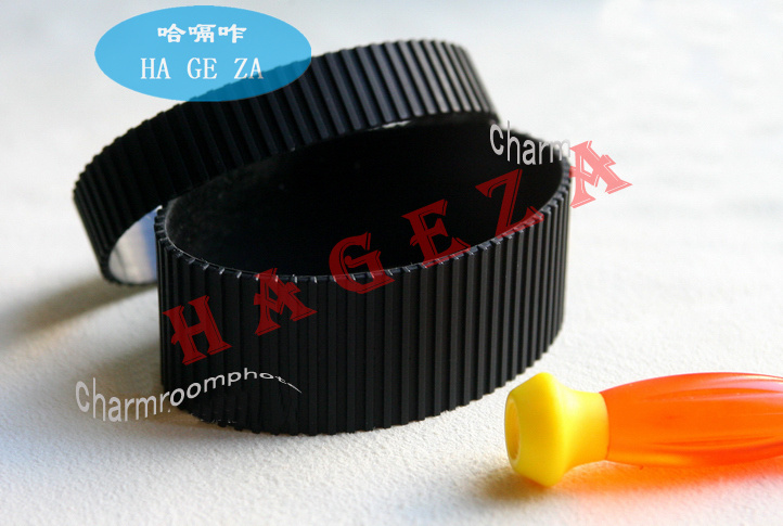 New 17-50 Lens Zoom Rubber Focus Rubber Ring Circle For SIGMA 17-50mm Lens Rubber Ring One Set Repair Parts