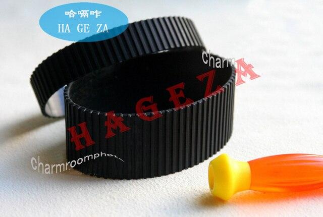 Nieuwe 17 50 Lens Zoom Rubber Focus Rubber Ring Cirkel Voor Sigma 17 50 Mm Lens Rubber Ring een Set Reparatie Onderdelen
