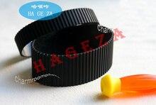 Yeni 17 50 Lens Zoom kauçuk odak kauçuk halka daire SIGMA 17 50mm lens kauçuk halka bir set onarım parçaları