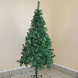 Décorations plastiques pour sapin de noël | Base pour décoration de la maison de noël, arbre Miniature vert