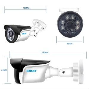 Image 3 - Smar 4CH 1080N 5 ב 1 AHD DVR ערכת טלוויזיה במעגל סגור מערכת 2PCS 720P/1080P IR AHD מצלמה חיצוני עמיד למים יום ולילה אבטחת מצלמה קיט