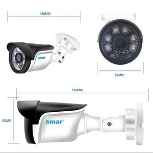 Image 3 - Smor 4CH 1080N 5 w 1 zestaw AHD DVR System CCTV 2 sztuk 720P/1080P IR kamera AHD zewnątrz wodoodporny dzień i kamera do monitoringu nocnego zestaw