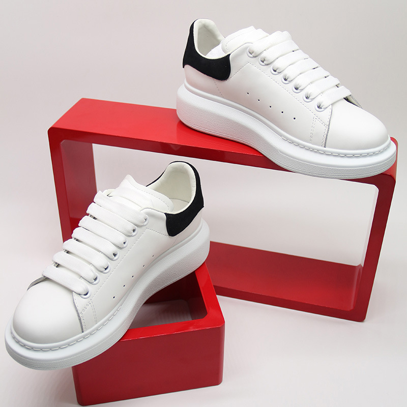 Ms Male 2021 Luxury High Product Quality Sneakers New Fashion Joker Increased Loafers With Lovers Shoes