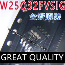 10PCS W25Q32BVSSIG W25Q32 W25Q32B 25q32 W25Q32BVSIG 25Q32BVSIG SOP8 New