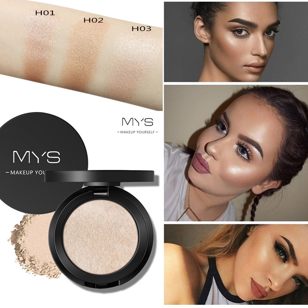 Multi Color Repair Powder High Gloss Powder Repair Face V Face Concealer Whitening Long-lasting Concealer Oil-control