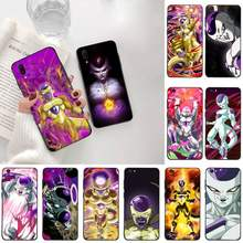 CUTEWANAN Anime Dragon Ball Super Black TPU Soft Phone Case Cover For Vivo Y91c Y17 Y51 Y67 Y55 Y93 Y81S Y19 V17 vivos5(China)