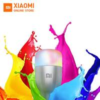 Xiaomi Yeelight Smart LED Bulb Colorful 800 Lumens 10W E27 Smart Lamp Led lamp Led Bulb Leds For Mi Home App RGB