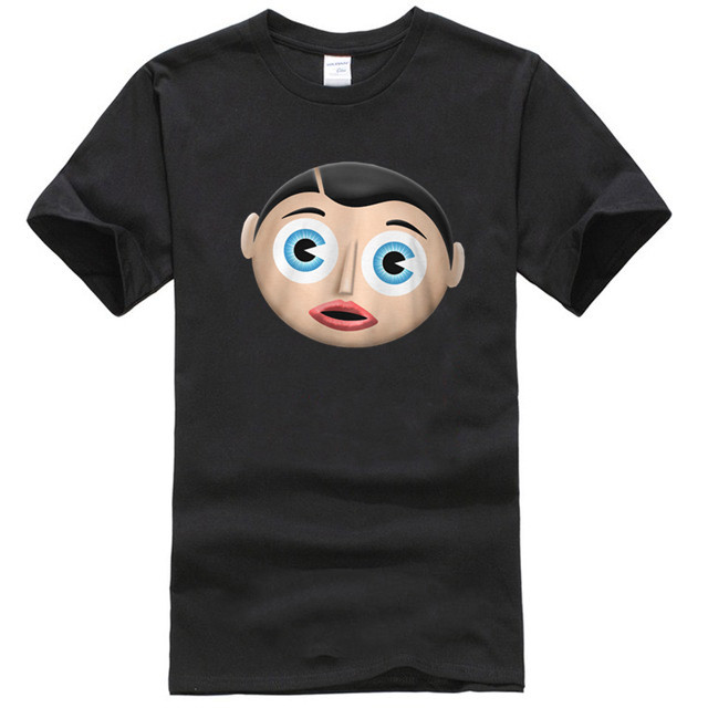 Frank Sidebottom T-Shirt, inspired by the iconic 90's, singer and comedian image