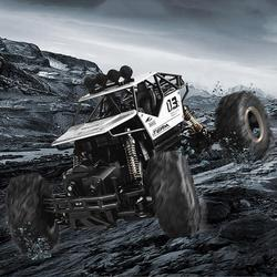 RC Cars Monster Truck 1:16 Rock Climbing Car Off-Road Remote Control Drift Nitro 26Cm Buggy Toy Climbing RC Car Kids Gifts