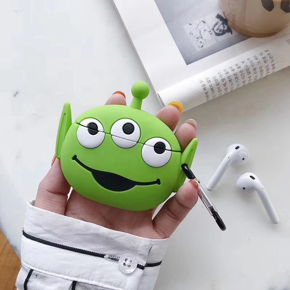 Cartoon Silicone Case for AirPods Pro 255