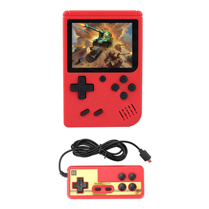 500 IN 1 Retro Video Game Console Handheld Game Portable Pocket Game Console Mini Handheld Player for Kids Gift High Quality