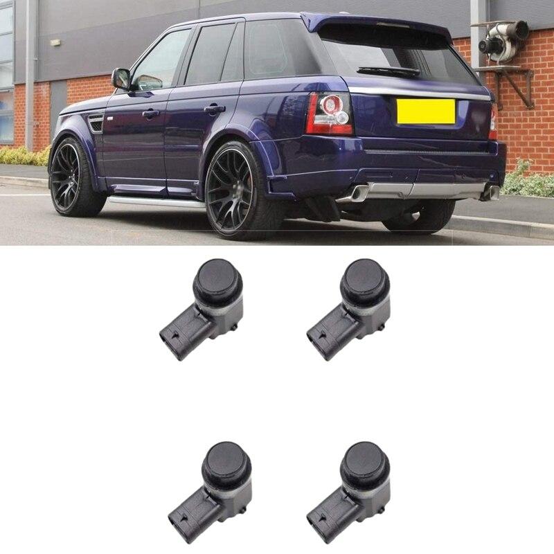 4 sztuk czujnik parkowania cofania r-adar elektryczny wykrywacz oczu ultradźwiękowy czujnik parkowania LR038084 LR010927 dla RANGE ROVER SPORT 201