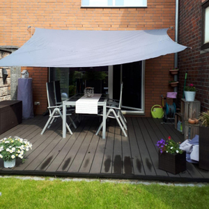 2.5*2.5M Waterproof Awning Sun