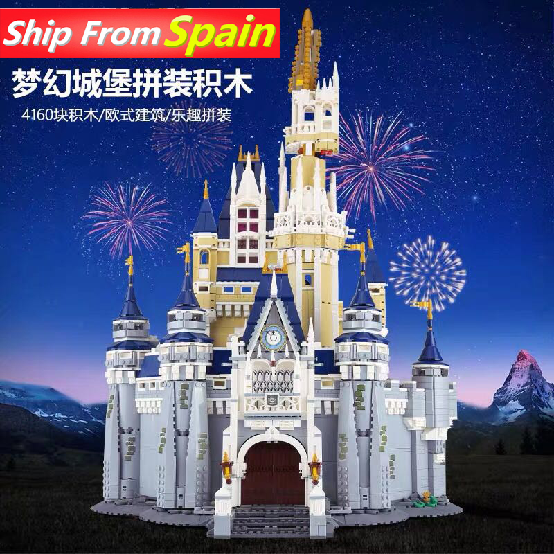 Nouvelle série compatible legoings amis Dream Princess Set MODEL BUILDING BLOCKS