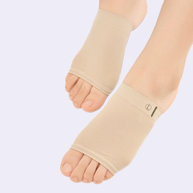 Elastic Silicone Foot Arch Correction Socks