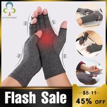 Vale a pena 1 par de compressão luvas de artrite apoio de pulso algodão conjunta alívio da dor mão cinta feminino masculino terapia pulseira gyh