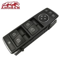 Yüksek kalite 2128208310 A2128208310 Mercedes C-CLASS W204 E-CLASS W212 W207 pencere kapı ana kumanda anahtarı
