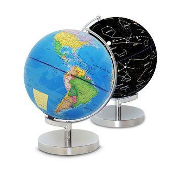 LED Constellation Globe for Kids - 3 in 1 Educational STEM Toys, Light Up World Globe, Constellation Globe and Nightlight фото
