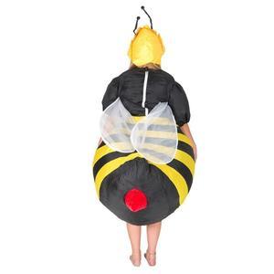 Image 5 - 풍선 범블 비 의상 여성 성인 남성 파티 카니발 코스프레 드레스 블로우 업 의상 할로윈 Purim 정장