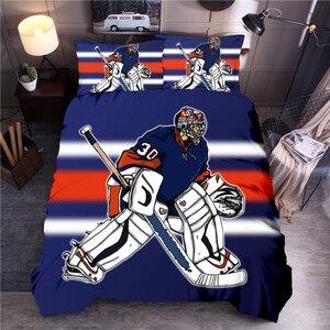 Sport Printed Bedding Sets Ice