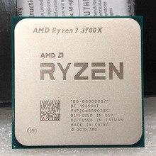 AMD Ryzen 7 3700X R7 3700X 3.6 GHz osiem Core Sinteen z gwintem procesor CPU 65W 7NM L3 = 32M 100 gniazdo 000000071 AM4
