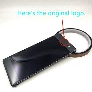 Image 3 - Pantalla LCD Original de 5,0 pulgadas para Sony Xperia XA F3111 F3113 F3115, montaje de digitalizador con pantalla táctil LCD con marco