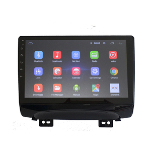 Android 9,1 4G wifi 2 din автомобильное радио для JAC уточняйте S3 2013-2016 автомобильный dvd плеер Автомагнитола автомобильное стерео радио 2G 32G