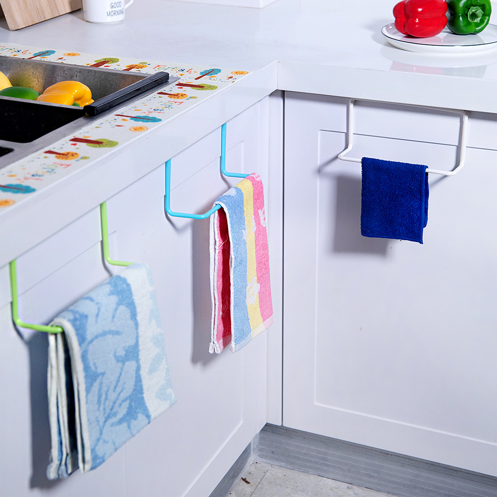 Kitchen Bathroom High Quality Portable Towel Rack Bathroom Hanger Wardrobe Hanger Towel Holder