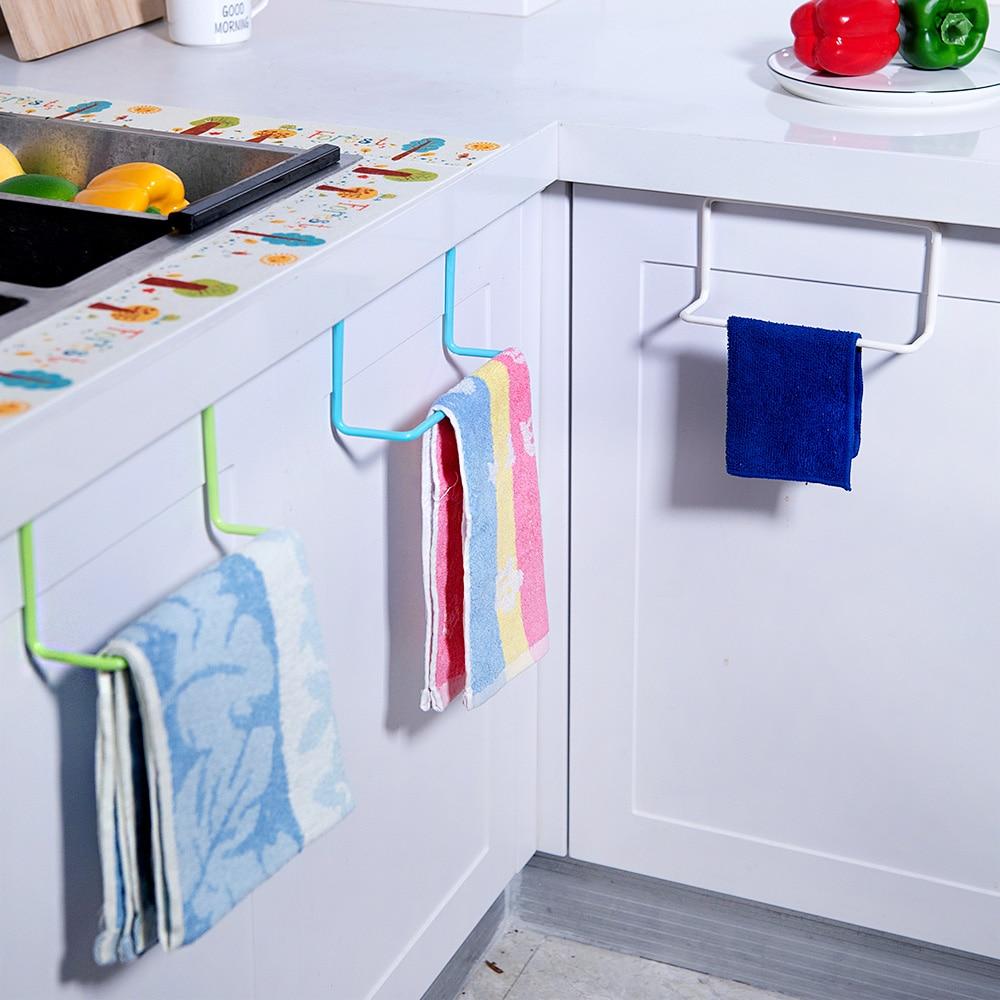 Kitchen Bathroom High Quality Portable Towel Rack Bathroom Hanger Wardrobe Hanger Towel Holder