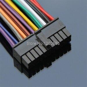 22PIN18AWG 30 см 5557 Micro-Fit 4,2 Mini-Fit Jr. Корпус гнезда 2x11pin 39012220 22 pin Molex 4,2 2 * 11pin 22 p жгут проводов