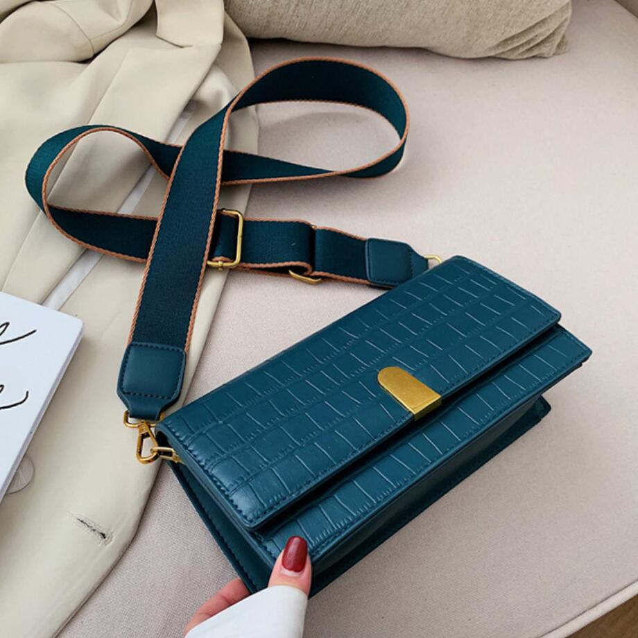 Vintage Fashion Flap Bag