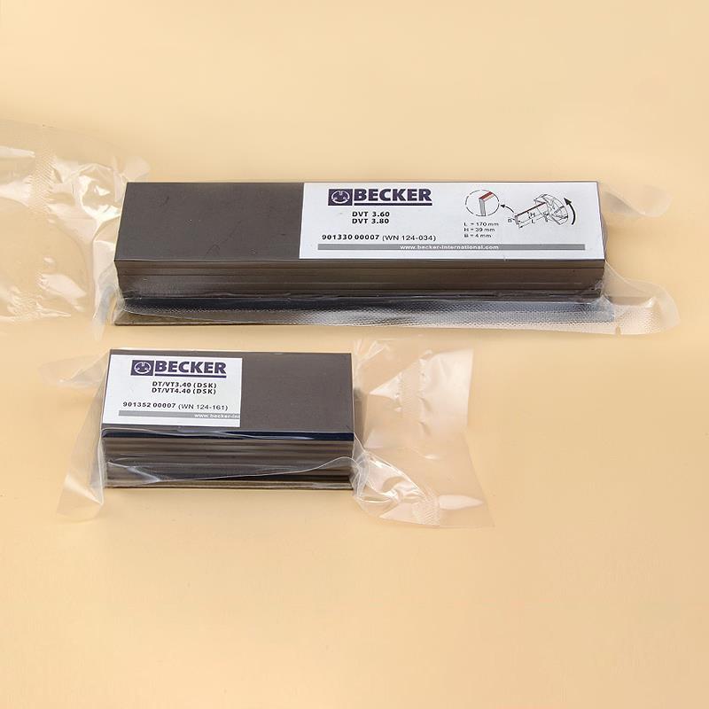 5 piezas de carbono Paletas hojas de Becker Bomba 355*65*5MM