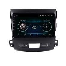 4G LTE Android 8,1 для Mitsubishi Outlander XL 2005 2006 2007-2013 Мультимедиа стерео автомобильный dvd-плеер навигация gps радио