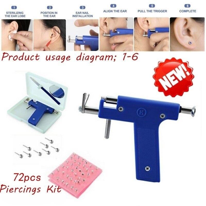 Pierced Ear Gun