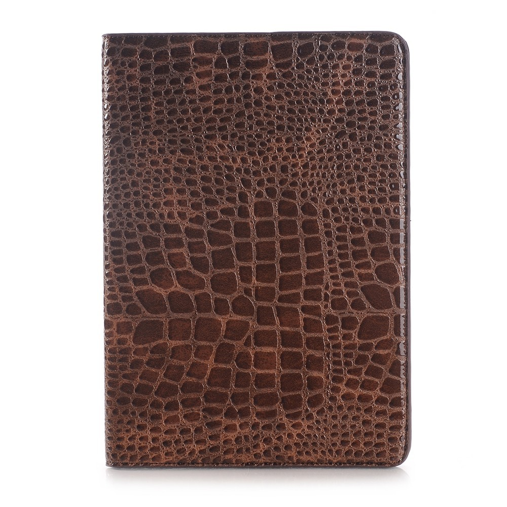 Crocodile Style Case For Samsung Galaxy Tab A 9.7 T550 T555 P550 SM-T550 SM-T555 PU Leather Stand Smart Tab A 9.7 Tablet Cover