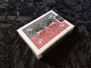 1 колода 52 оттенков красного цвета V1 от Shin Lim Card Magic Trick,Gimmick,Close Up Magic, супер эффект аксессуары для фокусника