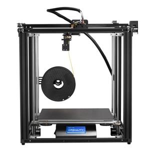 CREALITY 3D принтер Ender-5 Plus Dual y-осевые двигатели магнитная сборка пластина отключение питания маски для печати