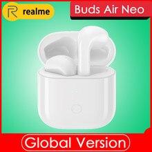 Оригинальные беспроводные наушники Realme Buds Air Neo, Bluetooth 5,0, TWS, чип R1 для realme X2 Pro X50 Pro 6 6i 6 Pro