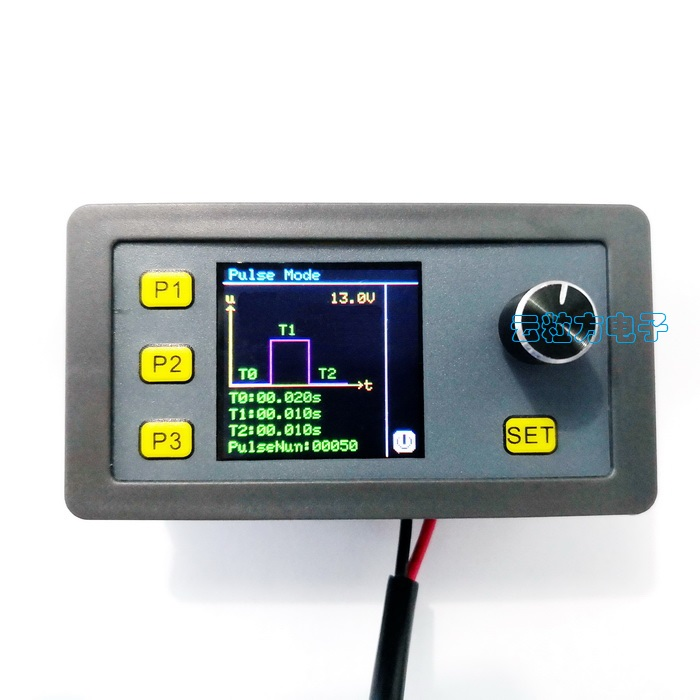PWM Pulse Adjustable Module Sine Wave 4-20mA, 2-10V Signal Generator RS485 Modbus