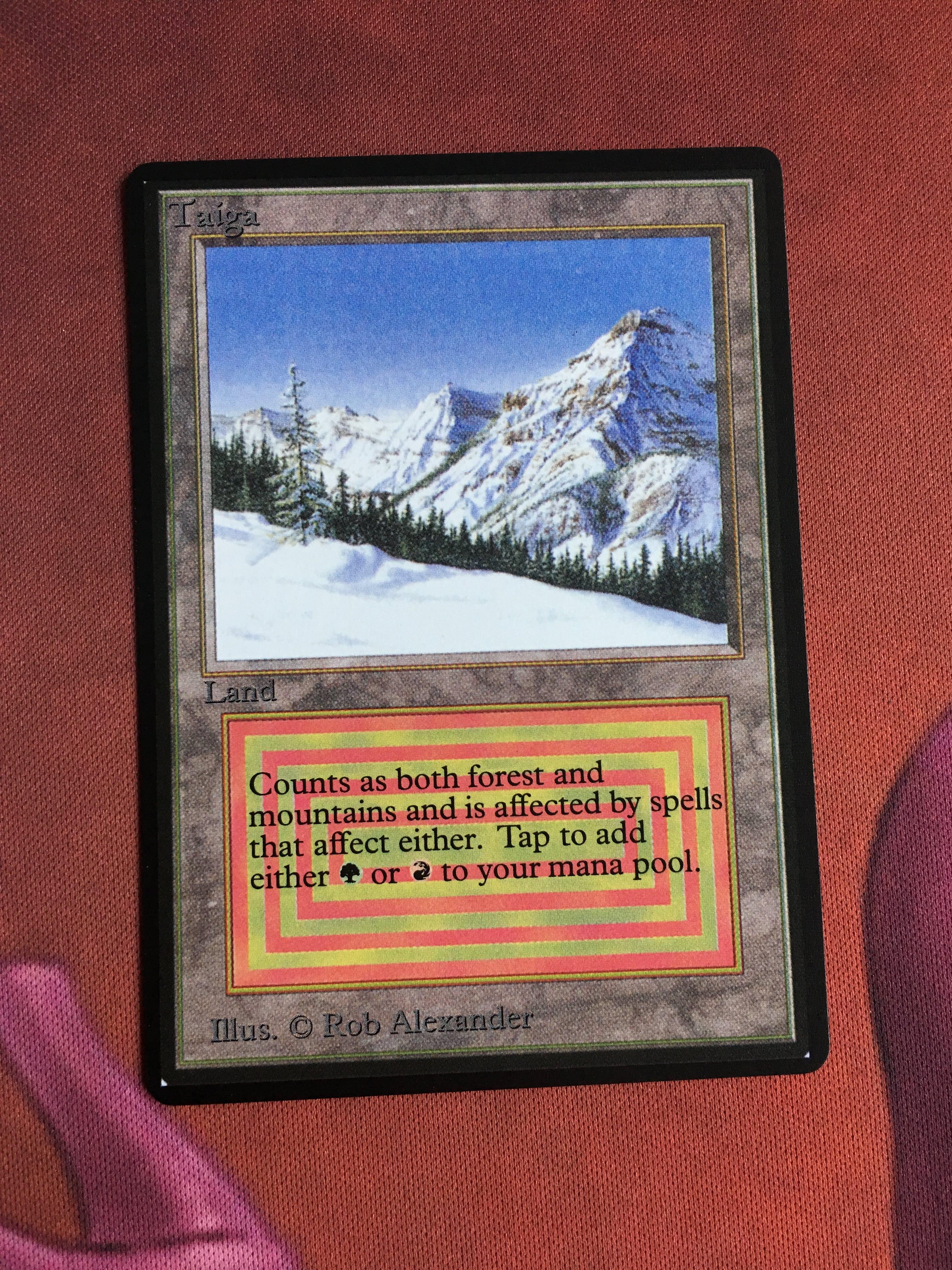 Taiga Beta Magician ProxyKing 8.0 VIP The Proxy Cards To Gathering Every Single Mg Card.